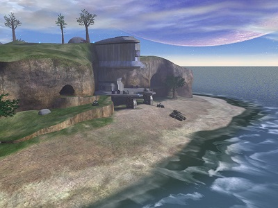 Halo Death Island