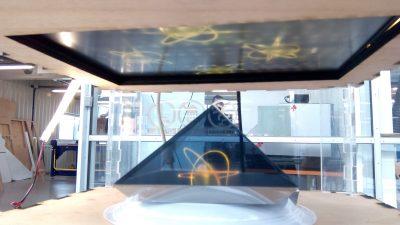 Boite à hologramme