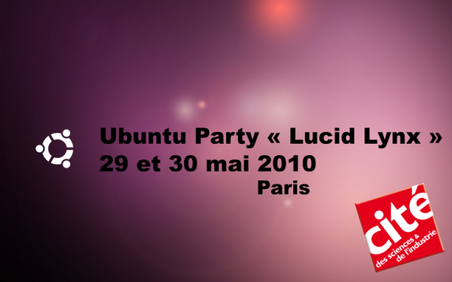 Ubuntu Party c'était géant !