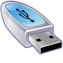cle usb clipart