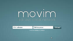 Movim 0.5 Login